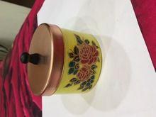 Candle Tin Printed