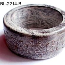 Wooden Carving Work Bangles