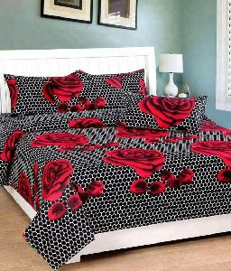 Double Bedsheet Set