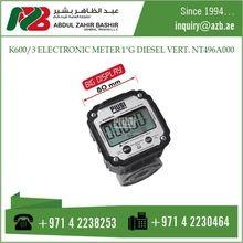 Oval Gear Electronic Flow Meters