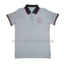 Collar Sports T-shirt