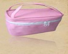 Recycled Organic Canvas Fashion Cosmetic Bag