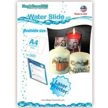 A4 Water Slide Decal Transfer Paper