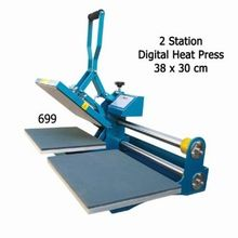 Double Station Manual Press