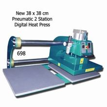 Double Station Pneumatic Press