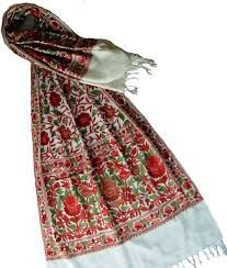 Embroidered Shawls / Scarves