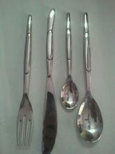 Aluminum Polished Cutlery Set