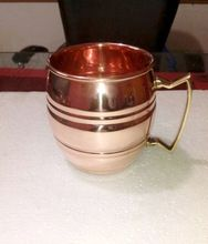 Copper Barrel Mug