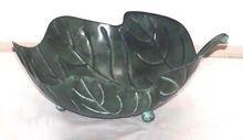 Decoration Leaf Handmade Metal Tray