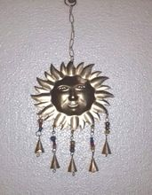 Rising Sun Bells Wind Chime