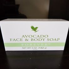 Avocado Body & Face soap