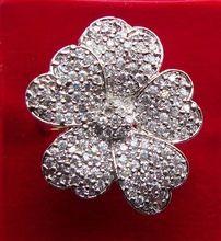 Artificial Diamond Ring Cz Jewellery