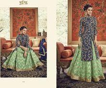 Bridal Anarkali Gown Suit