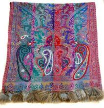 Ethnic Cashmere Woolen Shawls