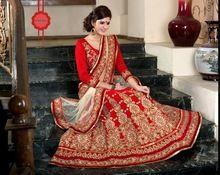 Indian Wedding Fashion Bridal Lahenga