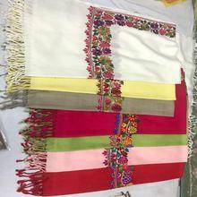 Pashmina Shalws, Cashmere Embroidered Shawls