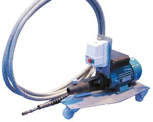 Boiler Tube Cleaning Machine