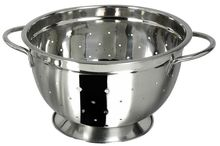Stainless Steel Colander with Two Handle