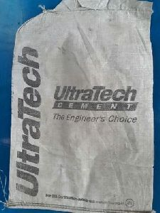 Once Used Cement Bags