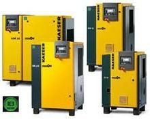 Rotary Screw Compressors Machine With Belt Drive