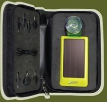 Solar Mobile Car Charger