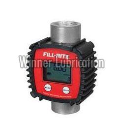 In-line Digital Fuel Meter