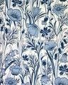 Furnishing silk fabrics