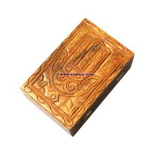 Decorative Jewelry Wooden Box