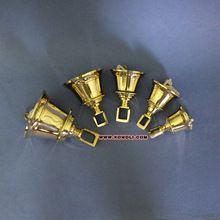 Golden Small Church Brass Bells