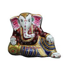 Metal Ganesh Statues Gifts