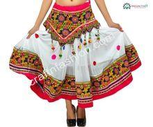 Dandiya Dance Costume Ghaghra Choli
