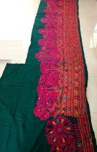 Gujarati Kutchi Fabric Mirror Work
