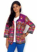 Handmade Embroidered Jacket