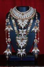 Multi Colors Bridal Rhine-stone Jewelry