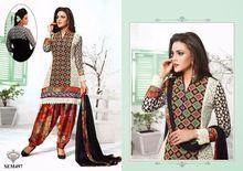 Patiyala Style Punjabi Suit