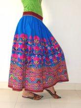 Rabari Embroidered Skirt