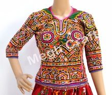 Tribal Kutch Embroidered Blouse