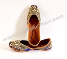 Womens Flip Flop Shoes Mojari
