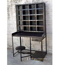 Vintage Rustic Wood Furniture