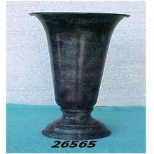 Long Metal Flower Vase