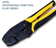 Coaxial Cable Crimp Tool