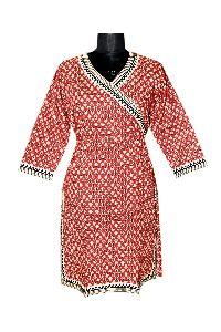 Cotton Fancy Kurti Dress