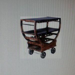 Bar Stool Trolley