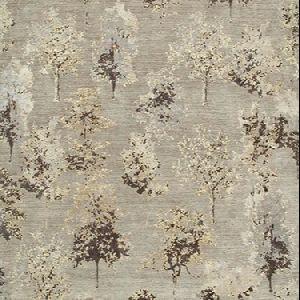 Wool And Bamboo Silk Rug
