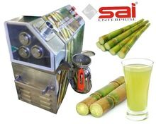 Automatic Sugar Cane Juicer Machine