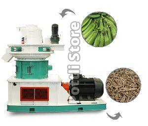 Energy Saving Biomass Rice Husk/straw Wood Pellet Mill Making Machine