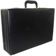 Leather Attache Briefcase