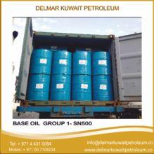 Automotive Lubricants Base Oil