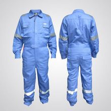 Reflective Tap Safety Coverall