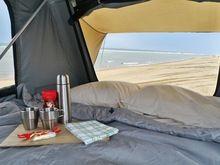 Roof Top Tent Opposite Lock